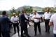 Presidenti Thaçi vizitoi pikën kufitare në Jarinjë, thotë se normaliteti në veri është rezultat i dialogut në Bruksel