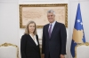 President Thaçi received French Senator Conway – Mouret, calls for concrete support by EU member states