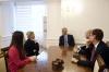 Presidenti Thaçi priti Ambasadoren e Finlandës, Pia Stjernvall