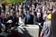 Fjala e Presidentes Atifete Jahjaga në ceremoninë e vënies së gurthemelit të xhamisë në Prishtinë