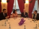 Presidentja e Atifete Jahjaga u takua me Presidentin e Kroacisë, Ivo Josipoviq