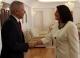 Predsednica Jahjaga je dočekala šefa OEBS-a na Kosovu ambasadora Schlumberger