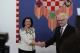 Predsednica Atifete Jahjaga se sastala sa Predsednikom Hrvatske, Ivo Josipović