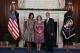 Presidenti Barack Obama uroi Presidenten Jahjaga