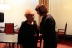 The President of Kosovo, Ms. Atifete Jahjaga met with former U.S. Secretary of State Madeleine Albright