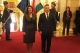 President Atifete Jahjaga was received by the Prime Minister of Hungary, Viktor Orban