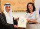 Predsednica Atifete Jahjaga dočekala ambasadora Kuvajta, Najeeb Al-Bader