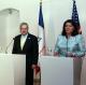 Fjala e Presidentes Jahjaga në pritjen e organizuar me rastin e vizitës së Guvernatorit të Iowa-s, z. Terry Branstad