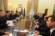 U.D. i Presidentit të Republikës së Kosovës, dr. Jakup Krasniqi u prit nga Kryeministri i Shqipërisë, dr. Sali Berisha