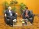 Sejdiu meets President of Maldives Mohamed Nasheed