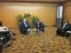 Presidenti Sejdiu u takua me Presidentin e Maldiveve, Mohamed Nasheed