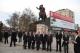 Predsednik Pacolli je, u Skoplje, položio vence cveća pred spomenikom Skenderbeu i pred grobom Goce Delčeva