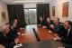 President Pacolli meets the leader of the PDIU Shpëtim Idrizi