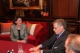 President Jahjaga met with the Director of the National Democratic Institute, Kenneth Wollack