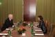 Predsednica Atifete Jahjaga, sastala se  i razgovarala  sa mnogo šefova država  učesnika  na samitu lidera Centralne  Evrope