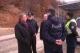 Predsednik Pacolli je posetio granične prelaze 1 i  31 u Zubinom Potoku i Leposaviću.