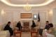 Presidentja Jahjaga priti guvernatorin e Bankës Qendrore të Kosovës, z. Gani Gerguri