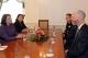 Predsednica Atifete Jahjaga je dočekala generalnog direktora ICITAP-a