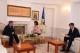 Predsednica  Jahjaga, primila je ambasadora Nemačke, Hansa Dietera Steinbacha
