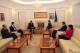 President Jahjaga received the members of the the Commission for amendments on the electoral law