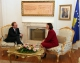 President Jahjaga received the political director of the Department for the Western Balkans at the Foreign Ministry of Great Britain, Daniel Fear