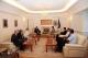Predsednica  Jahjaga primila je delegaciju Prirodoslovnog matematičkog fakulteta PU