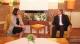 Predsednica Kosova, Atifete Jahjaga, i predsednik Vlade Albaniaje, Sali Berisha, susreli su se u Valoni