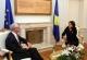 Predsednica Jahjaga dočekala predsednika Evropskog Saveta, Van Rompuy