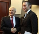 Presidenti Sejdiu priti ministrin e Jashtëm të Bullgarisë, Nikolay Mladenov