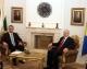 Predsednik Sejdiu je primio ministra Inostranih Poslova Bugarske Nikolay Mladenov