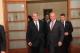 Predsednik Pacolli je dočekan od Premijera Albanije, Sali Berisha