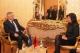 U.D. i Presidentit të Kosovës, dr. Jakup Krasniqi u prit nga kryetarja e Parlamentit të Shqipërisë, znj. Jozefina Topalli si dhe zhvilloi një takim edhe me delegacionin e Shqipërisë  në Këshillin e Evropës.
