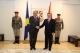 Predsednik Pacolli je počeo službenu posetu Makedoniji sastankom sa Predsednikom Đorđe Ivanov