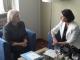 President Jahjaga met with the Ambassador at the U.S. Department of State, Melanne Verveer
