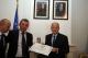 Presidenti Sejdiu  pret familjarët e komandant  Kumanovës