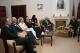 Presidenti Sejdiu priti Presidentin e zgjedhur të Rotary International, z. Wilfred Wilkinson