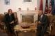 Presidentit Sejdiu priti shefin e ri të Zyrës së Gjermanisë, z. Karl -Albrecht Wokalek