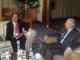 President Sejdiu meets Mr. Tun Musa Hitam, Chairman of the World Islamic Economic Forum (WIEF)