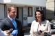 Predsednica Jahjaga posetila opštinu Štrpce