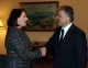 President Jahjaga met with the President of Turkey, Abdullah Gül