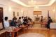 Predsednica Jahjaga je primila jednu grupu studenata iz Univerziteta Durham